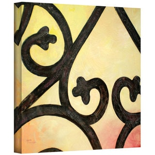 Art Wall Herb Dickinson 'Wrought II' Gallery-Wrapped Canvas