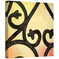 Art Wall Herb Dickinson 'Wrought II' Gallery-Wrapped Canvas - Multi