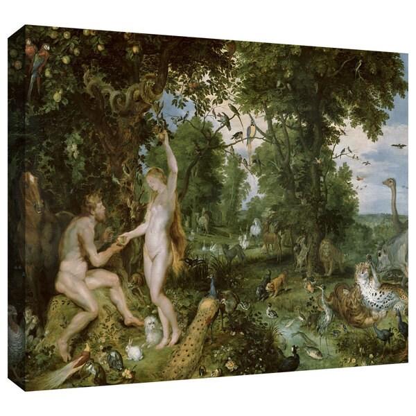 Pieter bruegel 39 the garden of eden with the fall of man - Where is the garden of eden today ...