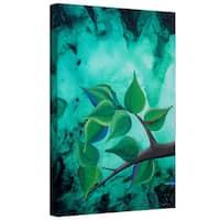 ArtWall Shiela Gosselin 'Life Journey 1' Gallery-Wrapped Canvas