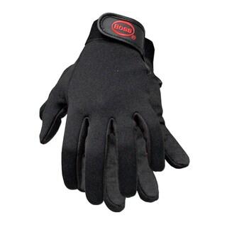Boss Split Leather 'Guard' Gloves
