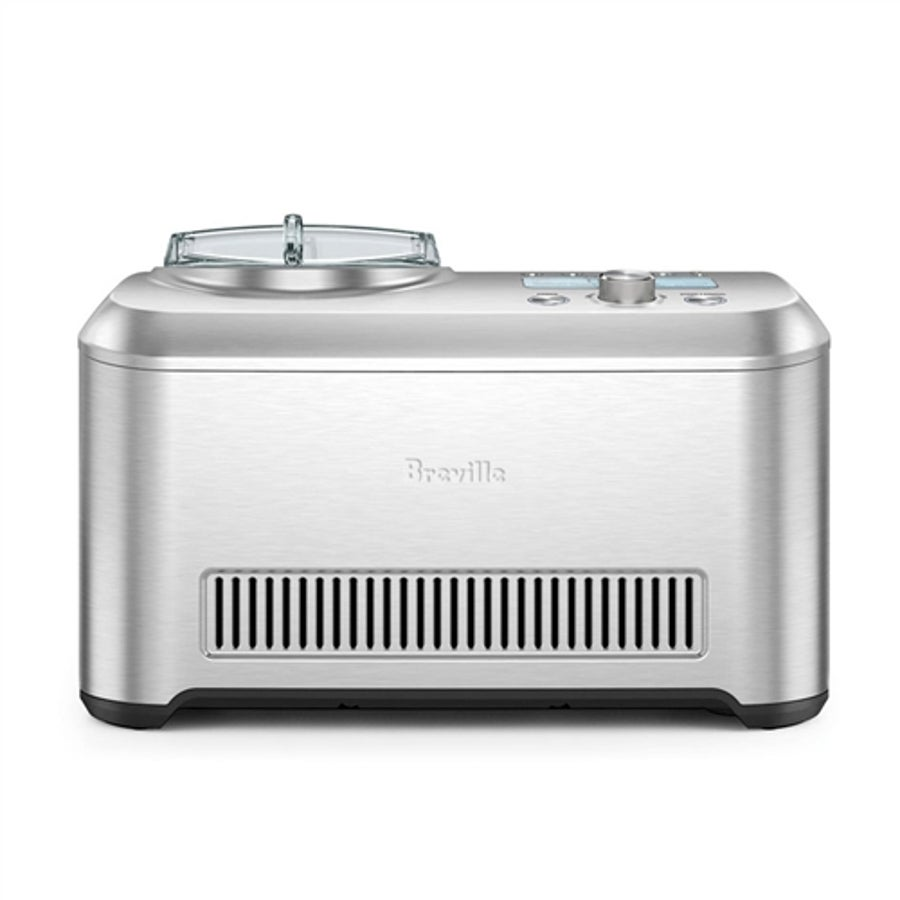 Breville BCI600XL Smart Scoop Ice Cream (Ivory) Maker (Br...