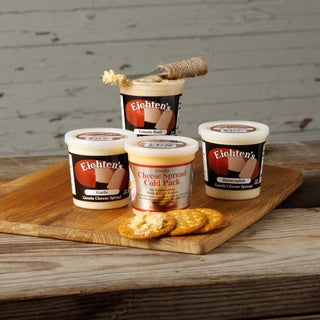 Eichten's Assorted Gouda Cheese Spreads and Crackers Bundle