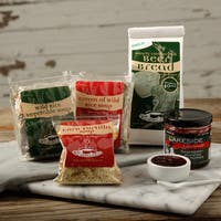 Eichten's Family Farm Gourmet Soup Assorment with Bread and Jam