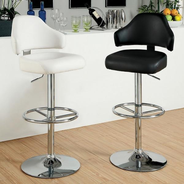 Shop Furniture Of America Korzi Curvy Contemporary 34 Inch