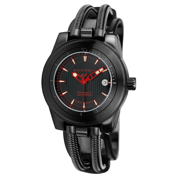 android s hydraumatic g7 automatic le black