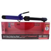 Hot Tools Ceramic Tourmaline 1.25-inch Spring Curling Iron
