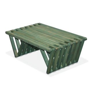 Eco Friendly Coffee Table X36 Made in USA