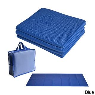 Khataland YoFoMat Folding Ultra Thick Eco Yoga Mat