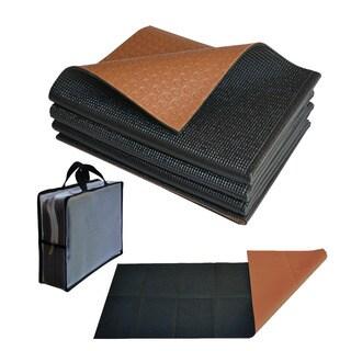 Khataland YoFoMat Ultra Thick Dual Color Folding Yoga Mat