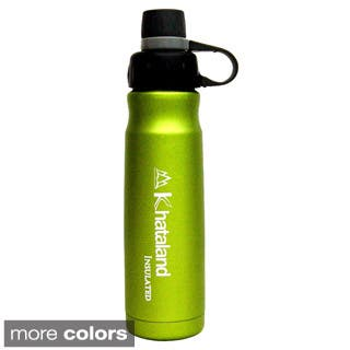 Khataland Insulated Stainless Steel Water Bottle (Option: Red)|https://ak1.ostkcdn.com/images/products/8858398/Khataland-Insulated-Stainless-Steel-Water-Bottle-P16086009.jpg?impolicy=medium