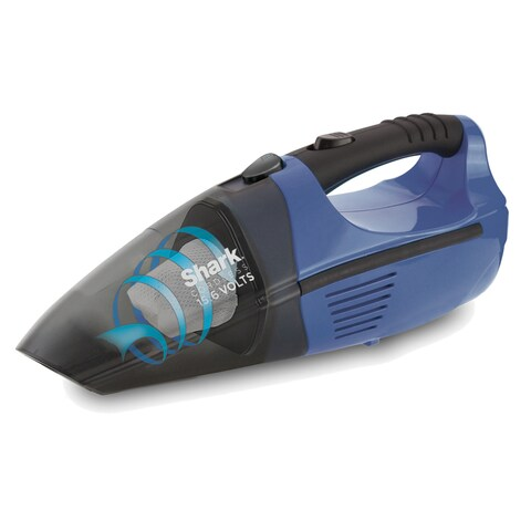 Shark SV75Z Blue Cordless Pet Perfect Handheld Vacuum