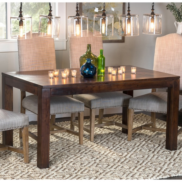 Shop Kosas Home Hampton Mixed Reclaimed Wood Inch Dining Table - 60 inch reclaimed wood dining table