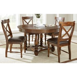 greyson living wyatt old world 5 piece dining set