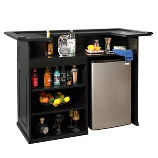 Sanford 58 Inch Black Bar