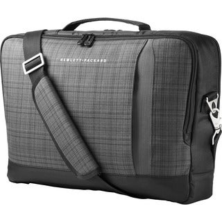 "HP Carrying Case for 15.6"" Ultrabook - Black, Gray"