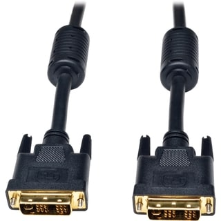 Tripp Lite DVI Single Link Cable, Digital and Analog TMDS Monitor Cab