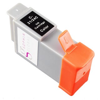 Sophia Global Compatible Ink Cartridge Replacement for Canon BCI-24 (1 Color)