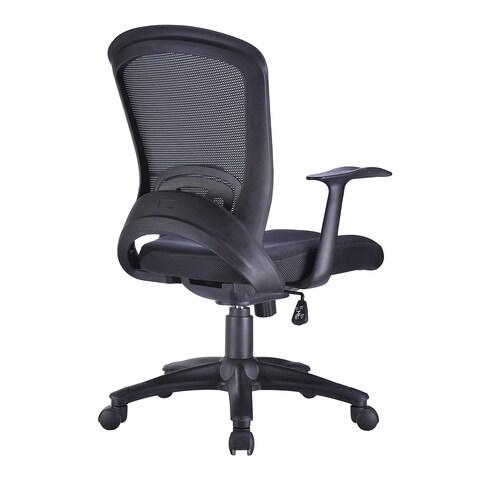 Manhattan Comfort Mesh Classic Adjustable Office Chair