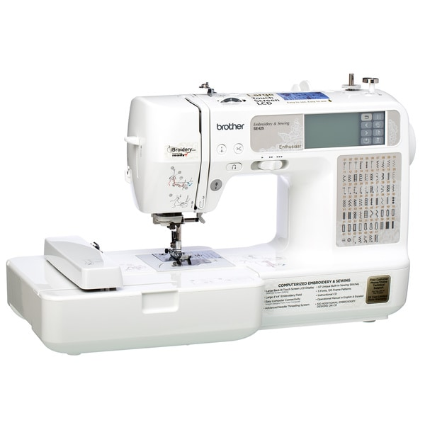 Shop Brother SE40 Computerized Sewing And Embroidery Machine Unique Brother Sewing And Embroidery Machine Se400