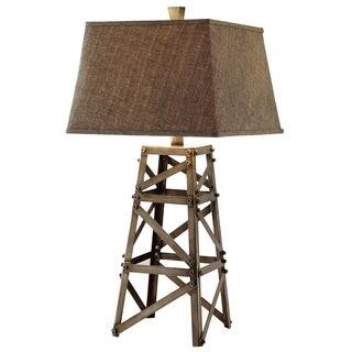 Meadowhall Metal Table Lamp