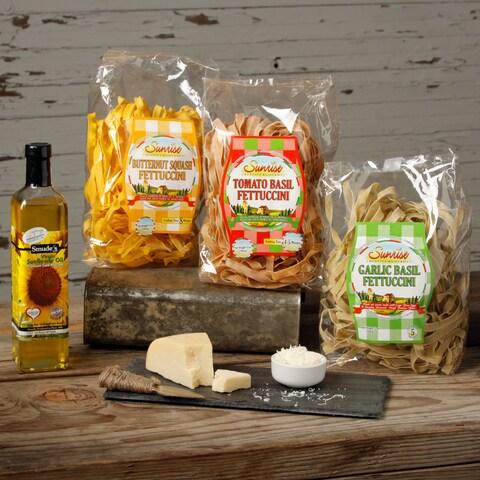 Eichten's Homemade Pasta and Artisan Cheese Bundle