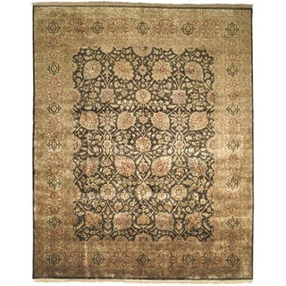 Safavieh Hand-knotted Ganges River Multi Wool Rug (9' x 12')