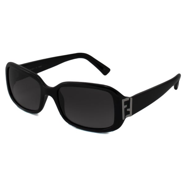de697e9e83 Shop Fendi Women s FS5235 Rectangular Sunglasses - Free Shipping Today -  Overstock.com - 8859896