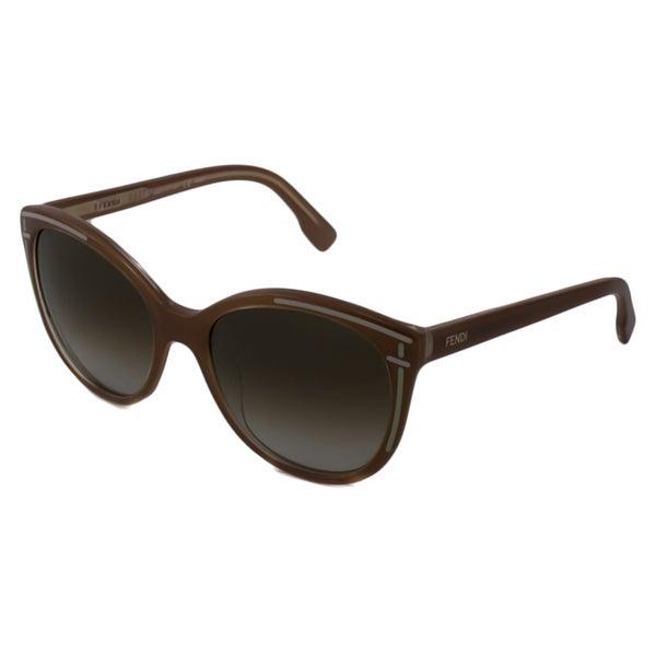 Fendi Women's FS5280 Rectangular Sunglasses