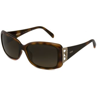 Fendi Women's FS5338R Rectangular Sunglasses