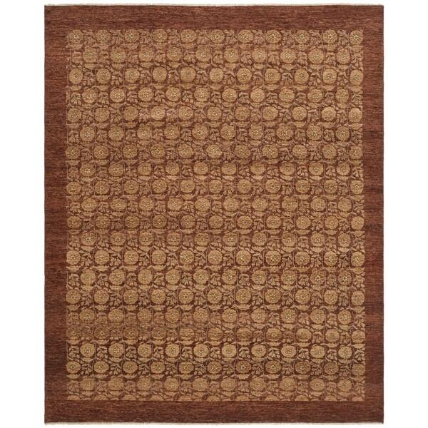 Safavieh Hand-knotted Golestan Red Wool Rug - 9' x 12'