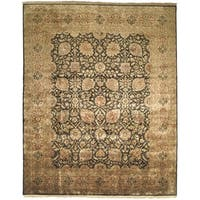 Safavieh Hand-knotted Ganges River Multi Wool Rug - 6' x 9'
