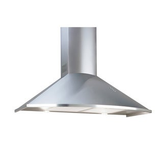 Deco Trapezoidal Series 30-inch Stainless Steel Wall Mounted Range Hood