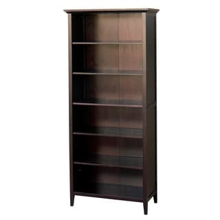 Ferndale Large 6-foot Espresso Bookcase