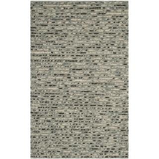 Safavieh Hand-woven Bohemian Grey/ Multi Wool/ Jute Rug (10' x 14')