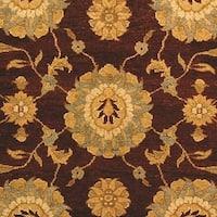 Safavieh Hand-knotted Samarkand Multi Wool Rug - 6' x 9'