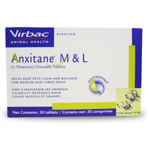 Anxitane Anti-anxiety Chewable Tablets