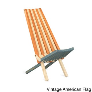 Eco-friendly X45 Made in USA Assembled Foldable Chair