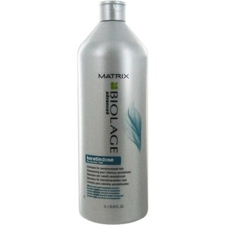 Matrix Biolage Advanced 33.8-ounce Keratindose Shampoo
