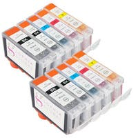 Sophia Global Compatible Ink Cartridge Replacement for Canon BCI-3e and BCI-6 (10 Pack)