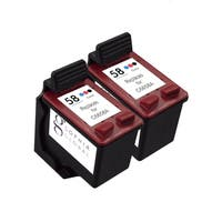 Sophia Global Remanufactured Ink Cartridge Replacement for HP 58 C6658AN (2 Photo Color)