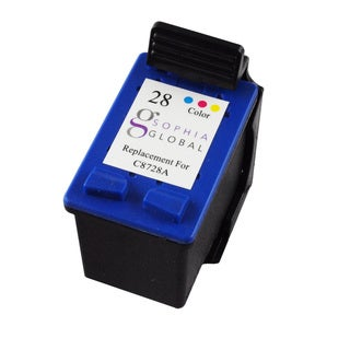 Sophia Global Remanufactured Ink Cartridge Replacement for HP 28 (1 Color)