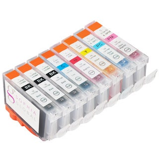 Sophia Global Compatible Ink Cartridge Replacement for Canon BCI-6 (8 Pack)