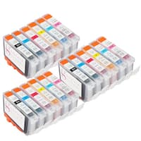 Sophia Global Compatible Ink Cartridge Replacement for Canon BCI-6 (18 Pack)
