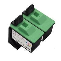 Sophia Global Remanufactured Ink Cartridge Replacement for Lexmark 27 (2 Color)