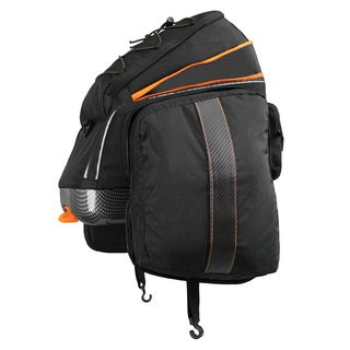 Ibera Bike PakRak Commuter Bicycle Bag and Expandable Mini Panniers