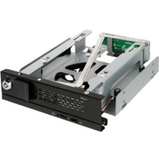 Icy Dock MB171SP-B Drive Bay Adapter Internal - Black