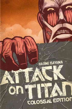 Attack on Titan: Colossal Edition (Paperback)