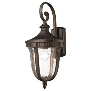 Elk Lighting Worthington 1-light Hazelnut Bronze Outdoor Sconce
