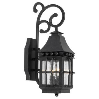 Taos 2-light Espresso-finished Outdoor Wall Sconce